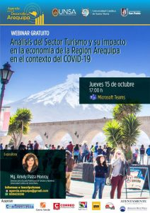 analisis del sector turismo ucsp