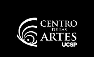 logo blanco centro las artes