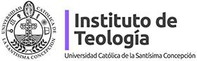 logo instituto de teologia universidad santisima concepcion