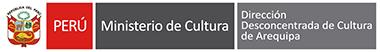 logo ministerio cultural direccion cultural arequipa