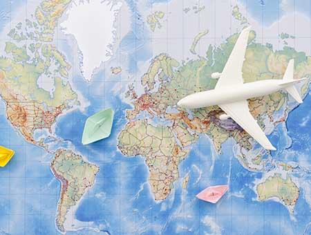 puertas hacia experiencia internacional interno