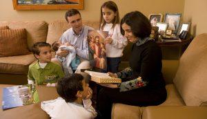 vivir la santidad enfamilia ucsp