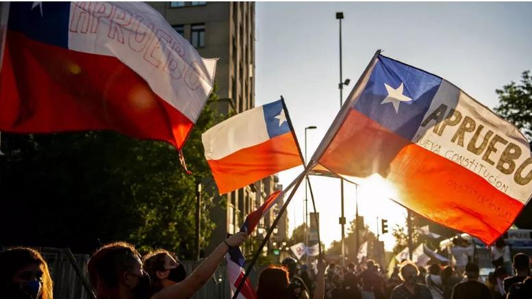 Chile cambio de constitución