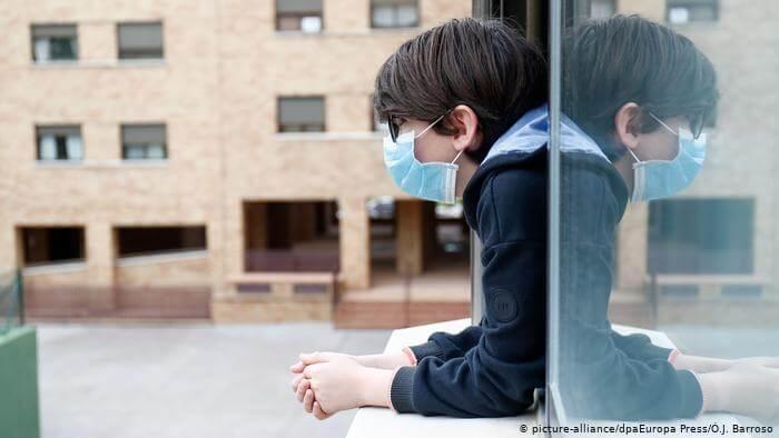 Ser adolescente en tiempo de pandemia