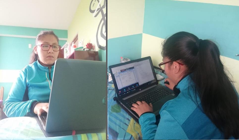 Alumna Bolivia IET
