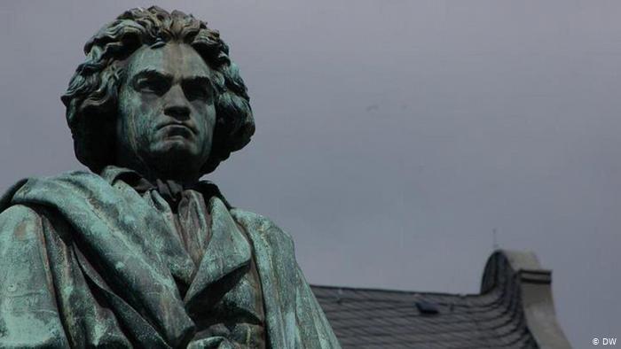 Beethoven estatua