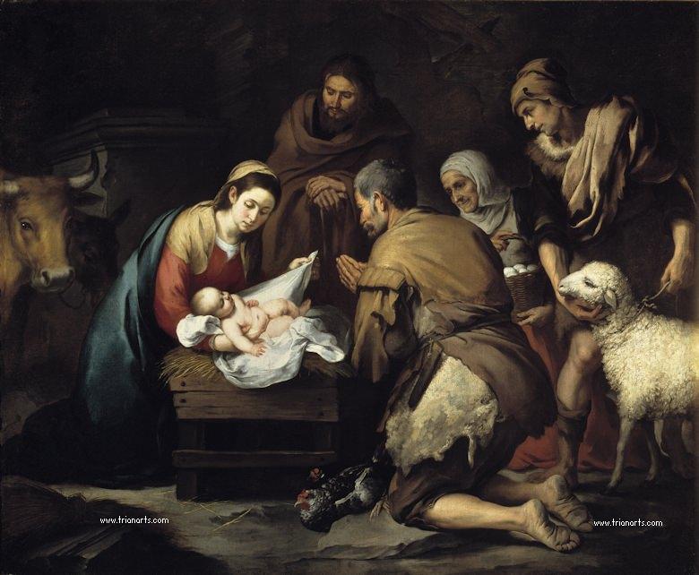 Pastores Navidad