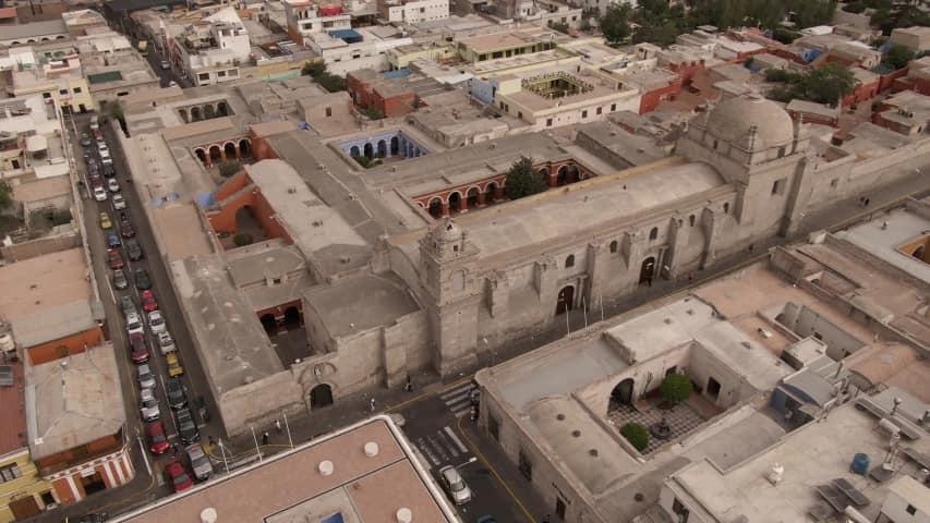 Monasterio de Santa Catalina principal