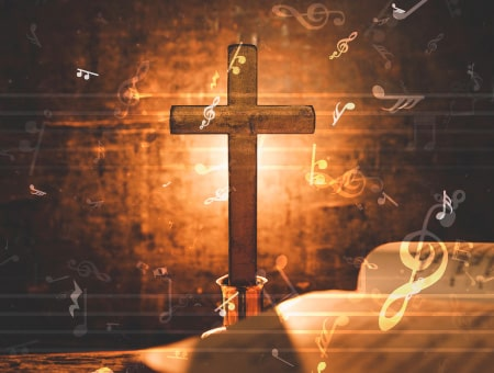 banner interno musica semana santa
